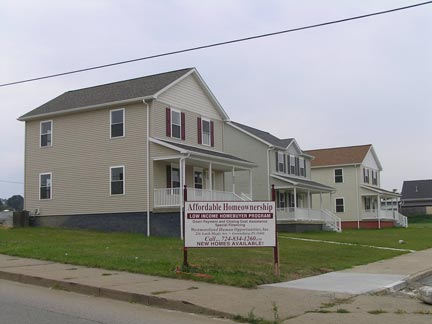 Homes in Monessen