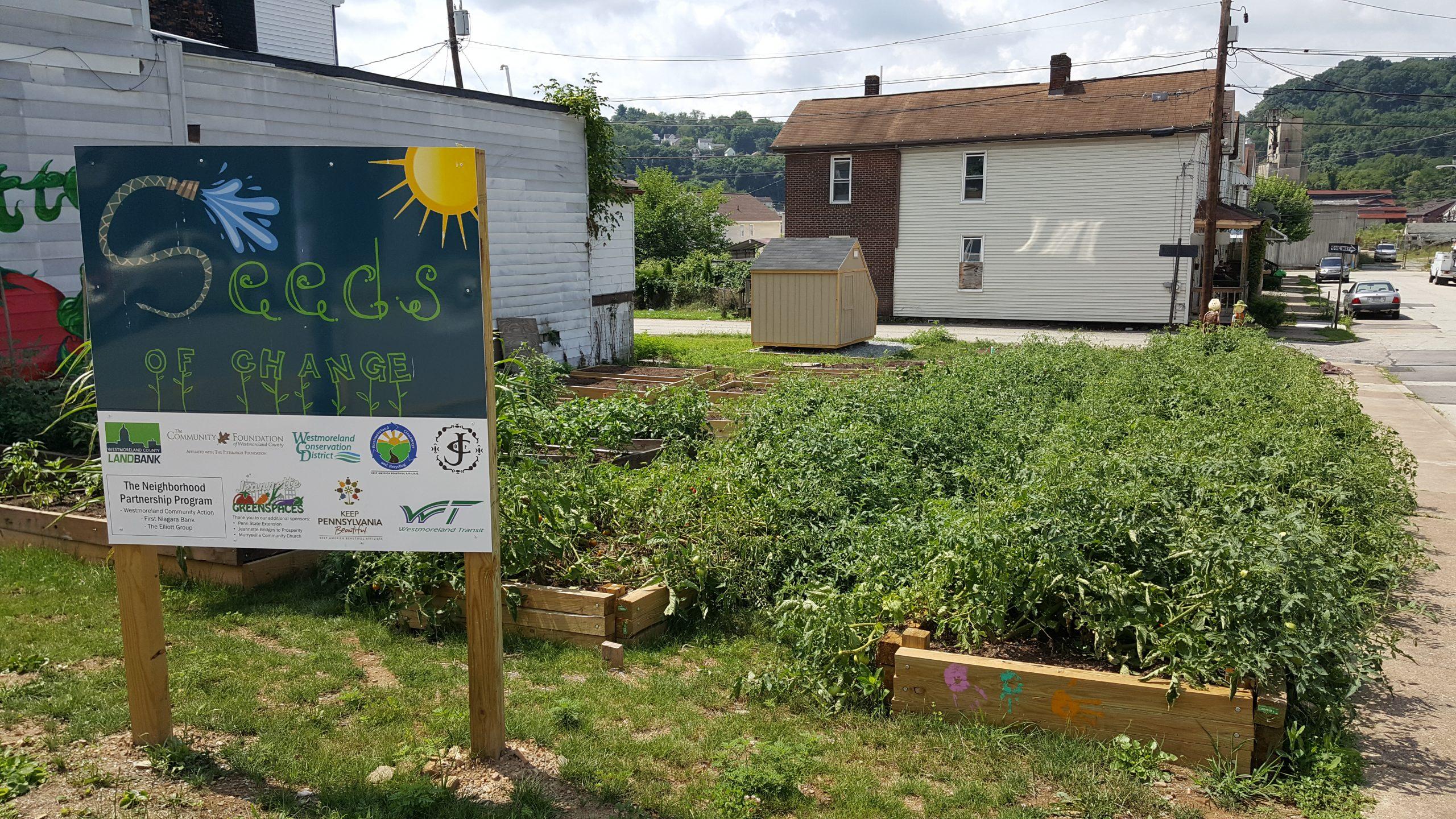 Jeannette Neighborhood Partnership Program (NPP)